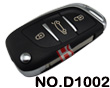 frosted Luminous buttons water proof refit remote(Toyota,Honda etc)