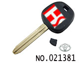Toyota Transponder Key Casing