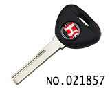 Volvo Auto Chip Key