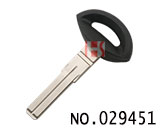 Emergency smart key Blade for Cadillac ,SAAB remote control