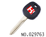 Toyota Transponder Key Shell(South Korea Style)