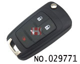 Buick Roewe 950 car 4-button remote control key casing