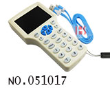 New ID/IC full frequency inductor Reader/Write Instrument