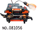 Double Head Horizontal Key Cutting Machine