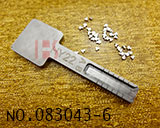 New Hyundai(HY22)car gear modeling key