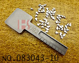 BMW(HU92)car gear modeling key