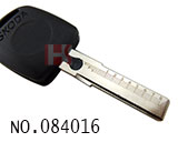 VW Skoda car data scale lineation vertical milling key(HU66)