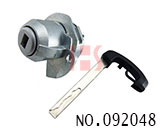 New BMW 3.5.7 series car left door lock