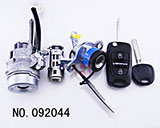VERNB car key set