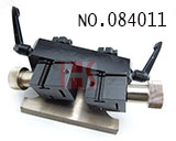 Clamp for modern multifunction end milling key cutting machine