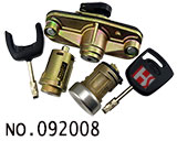 Set lock of Ford, Mondeo