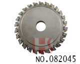 Double Sided Horizontal Milling Cutting Wheel
