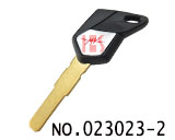 Aprilia Motorcycle Transponder Key Shell(black)