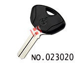 BMW Motocycle Transponder Key Shell