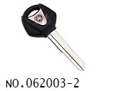 Yamaha Motorcycle Transponder Key(Black)