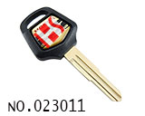 Honda Motocycle Transponder Key