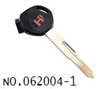 Honda motorcycle magnetism long key(left slot)