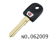 Ducati Motocycle Transponder Key