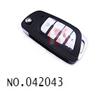 4 button folding Remote Control(rolling code)
