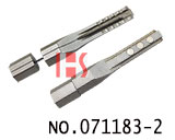 Haodi second generation lock quick opening alloy tool blade