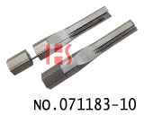 AB single row front side lock open alloy tool blade
