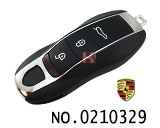 Porsche Cayenne 3button smart remote control key