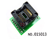 Import 8-Pin, 16-Pin IC Double Usage Socket