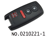 3 button smart remote key cover for Suzuki(no logo)