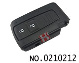 Toyota Prius car 2 button smart remote key cover