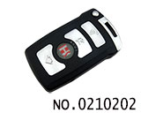 BMW 7 series car 4 button remote key(315LP)