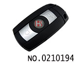 BMW 3.5 series car 3 button smart remote key(315LP)