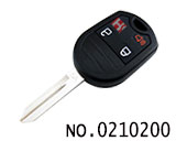 Ford Edge,Mustang,Expedition 3 button remote key casing