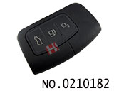Ford car 3 button remote smart key shell