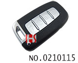 Hyundai 4 button remote smart key