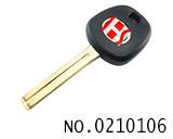 Lexus car transponder key casing