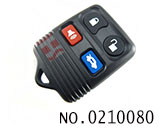 Ford 4 button remote(433MHZ)