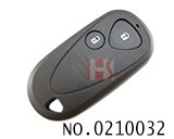 Acura car 2 button remote key shell(without logo)