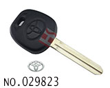 New toyota car transponder key casing