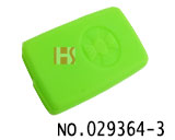 Toyota/Lexus 2-button smart remote control Silicon Rubber bag(green)