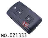 Toyota Crown 3.0 car 3 button smart remote key
