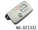 Toyota New Camry, Lexus 3 Button Smart Key