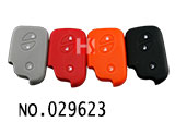 Lexus 3-Button Smart Key Silicon Rubber bag(4 set)
