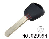 Acura car  transponder key casing(without logo)
