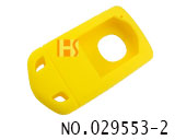 Acura 3 button remote silicon rubber bag(yellow)