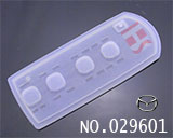 Mazda 4-button remote rubber