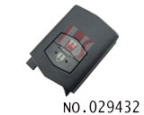 Mazda M6,M3 2-button remote casing (no logo)