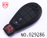 Dodge 3-button smart key
