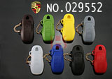 Porsche 3-button smart remote rubber (9set)