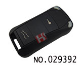 Porsche Cayenne 2-button folding remote key casing