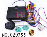 Porsche 911 1.2.3 button remote control model